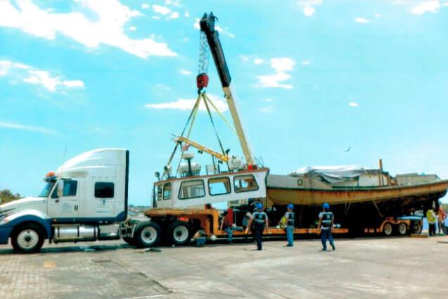 Grúa de 50 toneladas